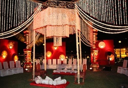 What are some best decor options in delhi quora elusive dreams traditional wedding decoration in delhi junglespirit Images