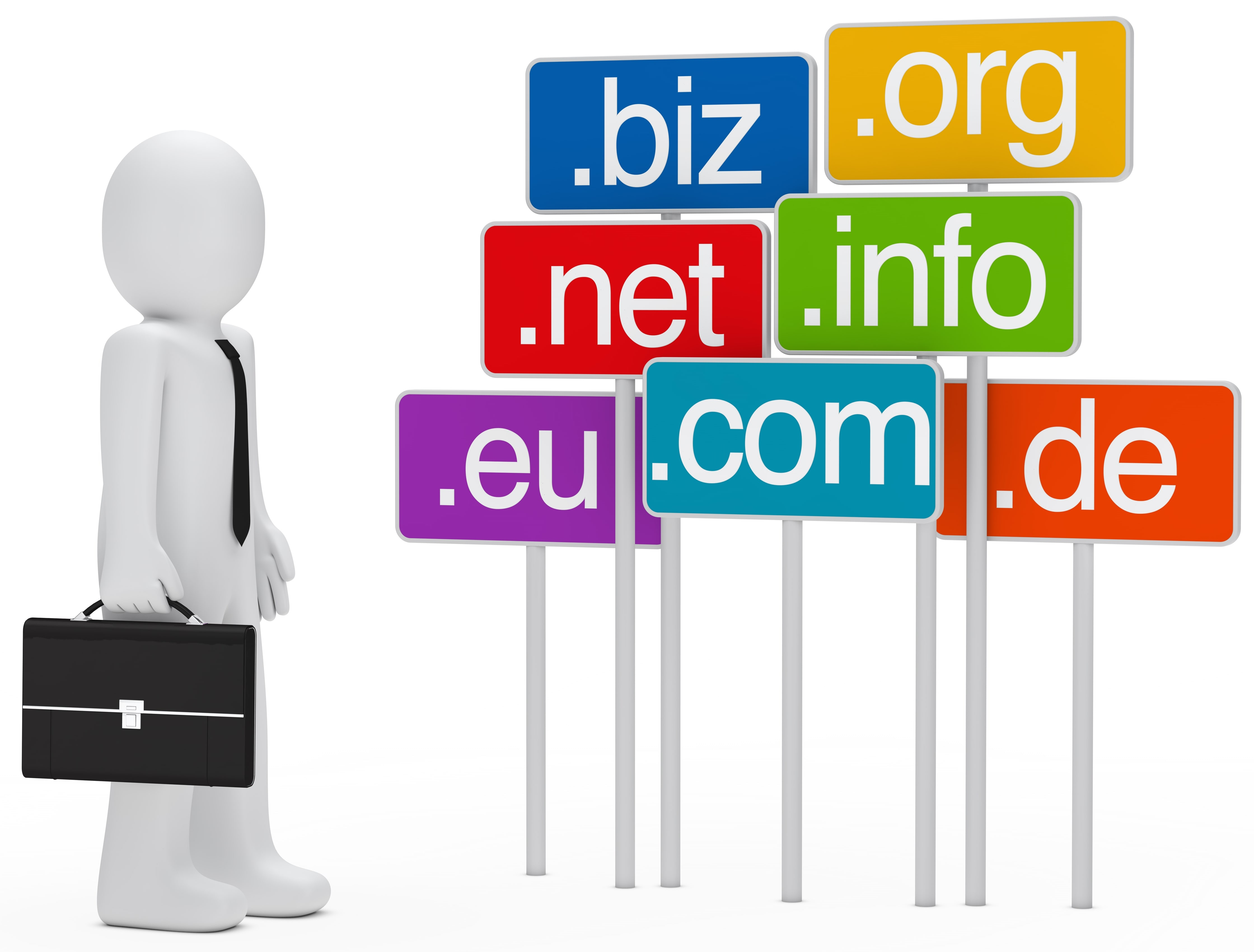 what does domain name mean? - quora