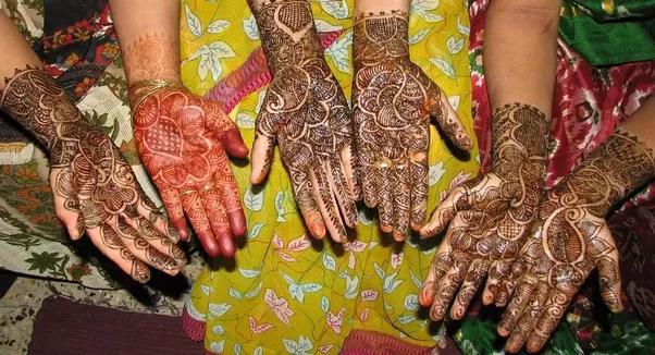 Mehndi Mandala Designs : Simple circular round mehndi henna designs collection nidhi s art