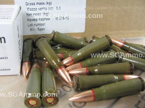 Are military ammunition technically better than civilian