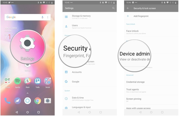 Can Google help me track my lost Android phone by the IMEI