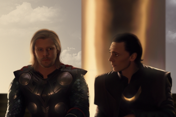 In the MCU, does Loki love his brother Thor? - Quora