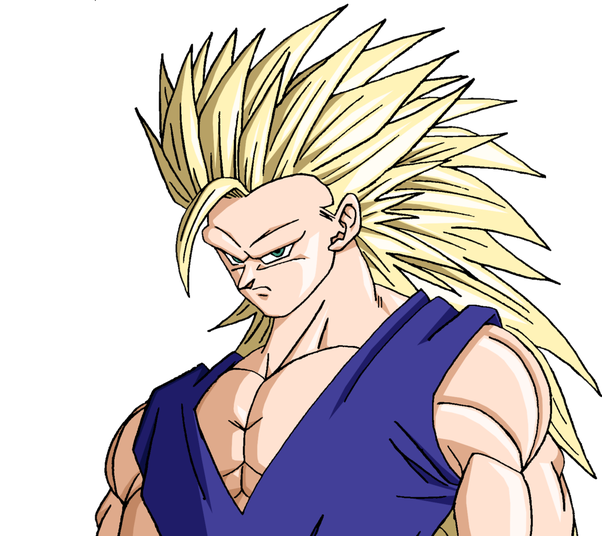 Is mystic gohan technically gohan ssj3 quora answer wiki thecheapjerseys Images
