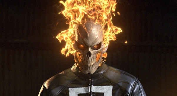 Why doesnt ghost rider have a penance stare on agents of in the mcu an actual penance stare could be done by some form of empathic pain transfer this would require ghost rider to know exactly how much pain was solutioingenieria Choice Image