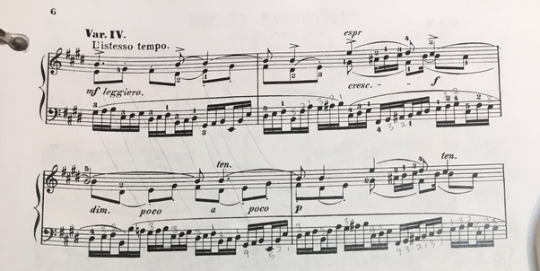 Can you recommend some repertoire pieces for classical piano