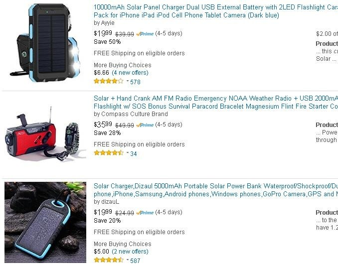 How big is the market of solar chargers/power banks? - Quora