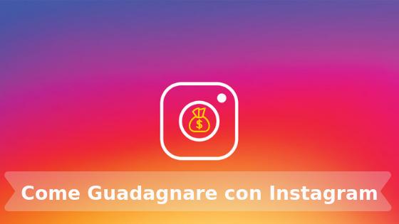 guadagnare con filtri instagram