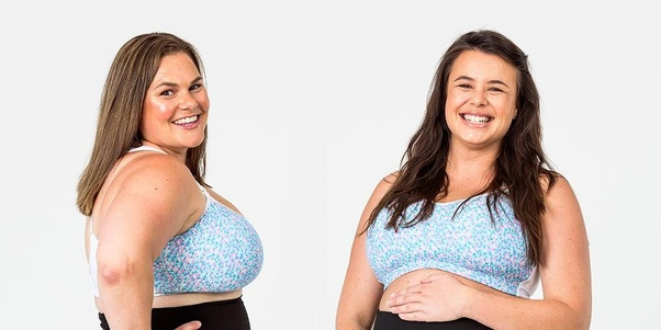 f61ac7125e8 Being a woman with very large breasts impacts your life in a lot of ways  and even restricts how active you can be. Breasts can weigh a lot, in fact,  ...