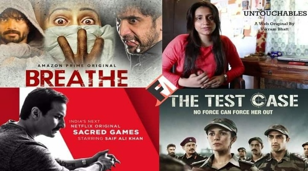 What are some upcoming Indian web series for 2018? - Quora