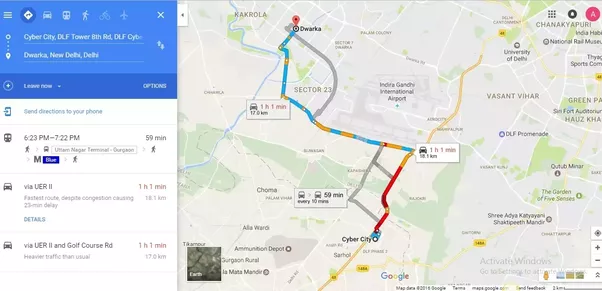 How Does Google Maps Show Realtime Traffic Quora - Gps map data