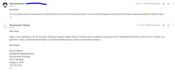Is the University of the People a scam, and what are the reasons
