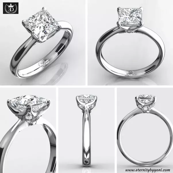 Generally Engagement Rings Are Selected From The Collection Of Cushion Cut  Halo Engagement Ring, Square Halo Engagement Rings, Round Cut Halo  Engagement ...