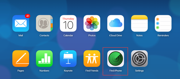 How to enable a disabled iPhone - Quora