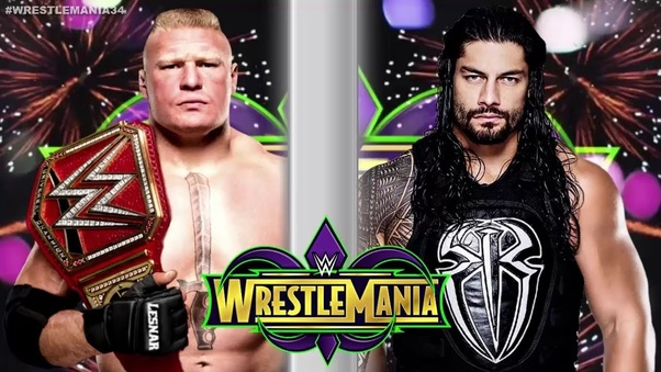 And This Match Will Rock The Fans Because According To Google In 2015 Or 14 Roman Reigns VS Brock Lesnar Full Was Most Searched Thing On