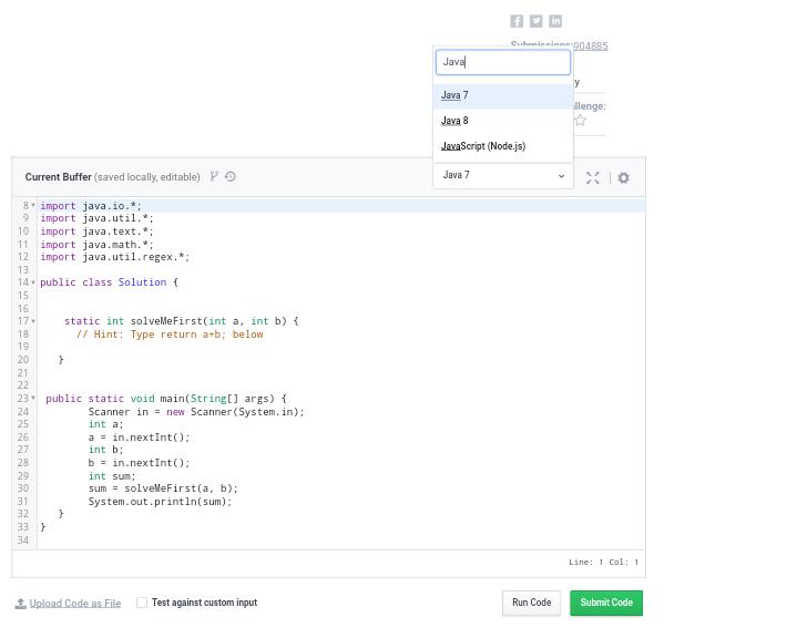 Hackerrank Javascript – Geekpixie