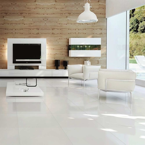 Living Room Flooring India: Which Ceramic Tiles Are Best For Living Area In Home?