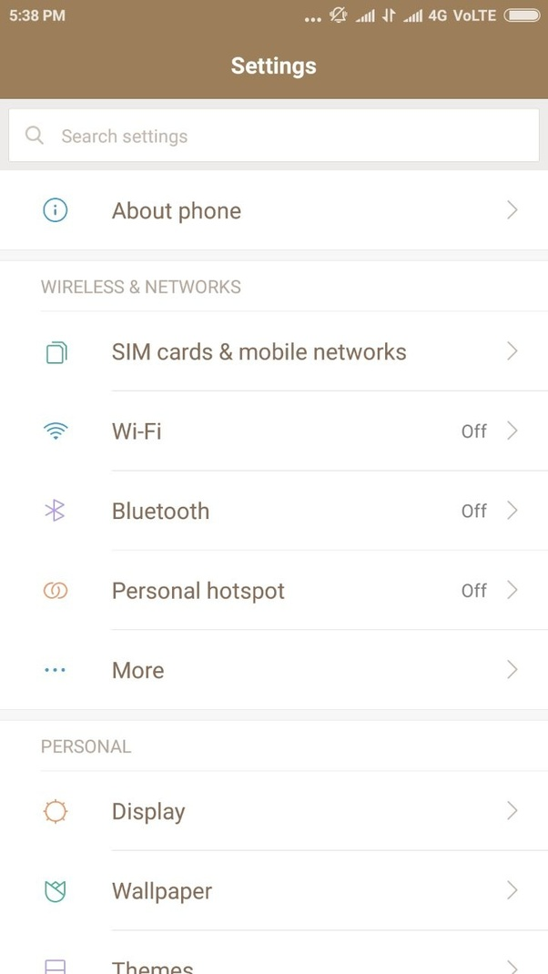 How to enable VoLTE in a Redmi Note 5 A - Quora