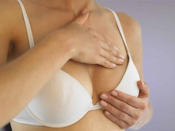 ea632b2267 What happens if you don t wear a bra  - Quora