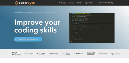 Where can i learn computer programmingcoding online quora test yourself with a collection of the best coding challenges in coderbyte you can solve the challenges online using 10 different programming languages fandeluxe Images