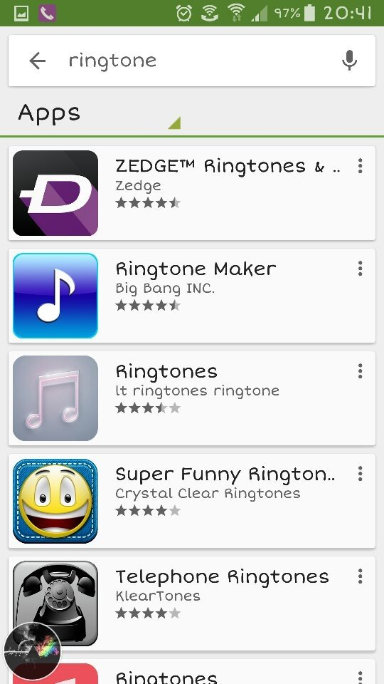 how to use downloaded mp3 as ringtone android