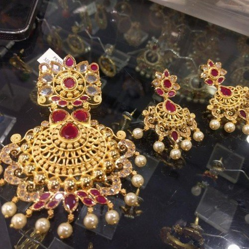 jewellerys sons jewellers hyderabad mollick gold hallmark necklace manufacturer sets from antique