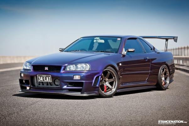 Why are Nissan Skylines so incredibly fast, even compared to