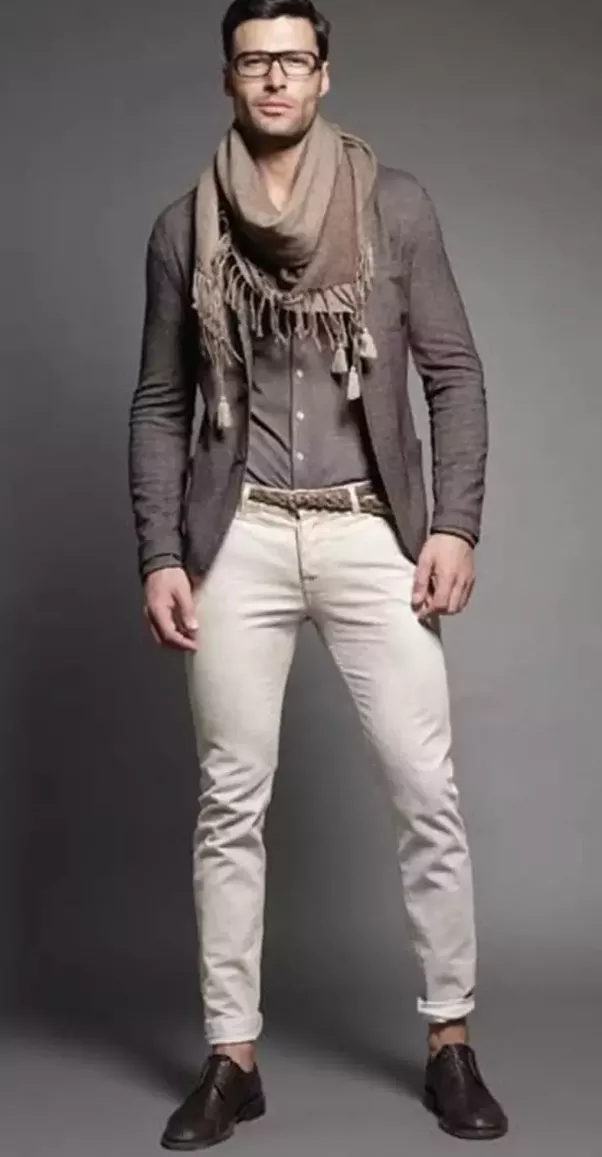 What color dress pants go well with a brown shirt? - Quora