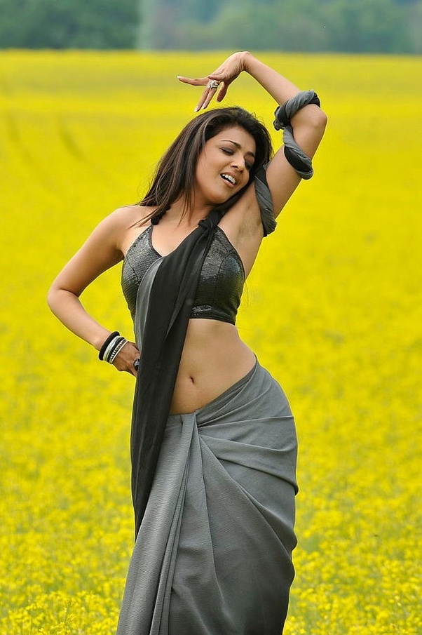 Is Kajal Agarwal's Navel Sexy?
