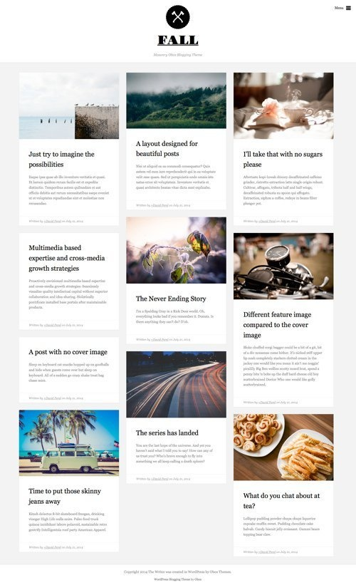 What is the Best Free WordPress Theme for Bloggers? - Quora