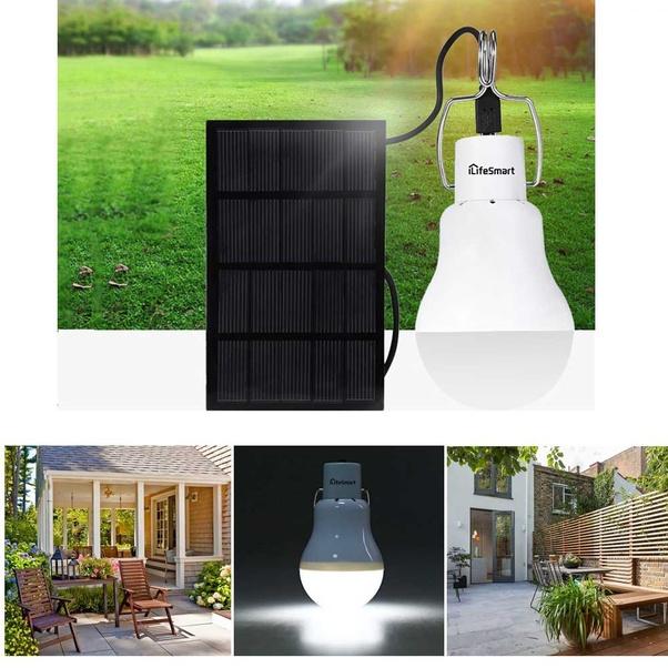 Outdoor Interactive Lighting
