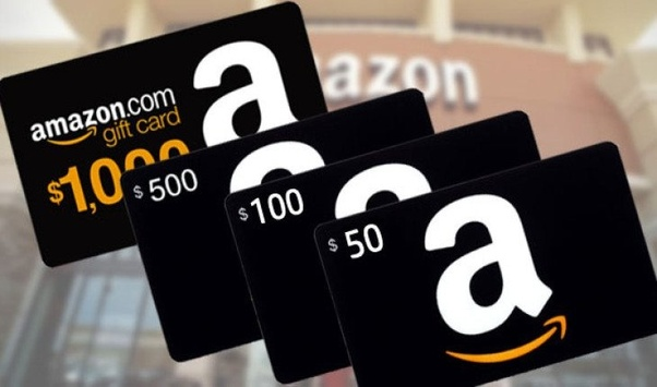 Purchase Amazon Gift Card