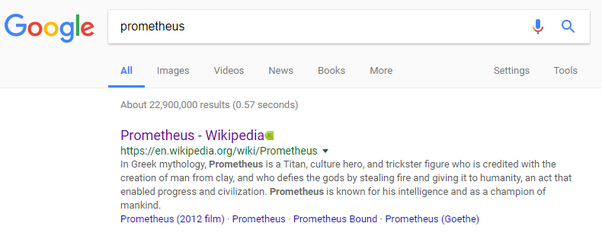 What Is The Greek Myth Of Prometheus And Where Can I Find It