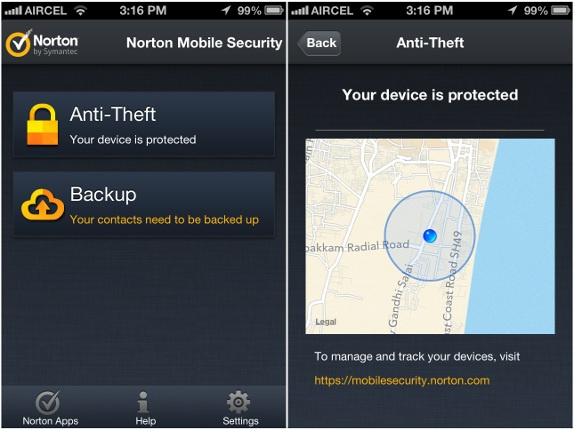 free malware protection for iphone