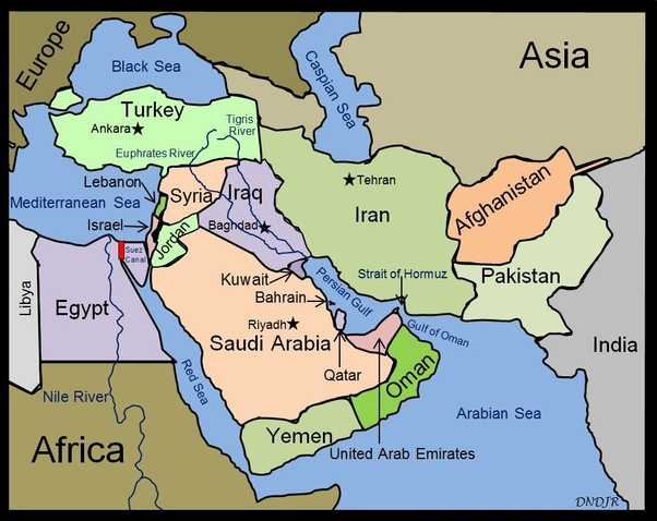 muslim countries worldwide