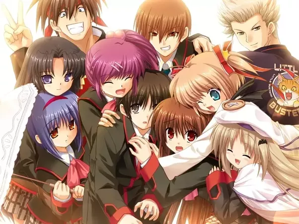 Whats An Anime Similar To Angel Beats