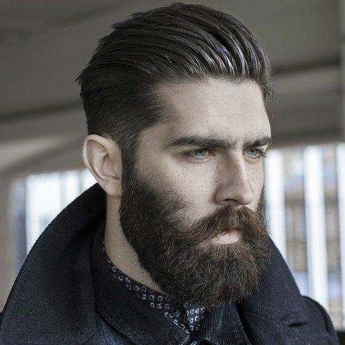 Facial Hair Styles Pictures: What Are The Most Attractive Beard & Facial Hair Styles