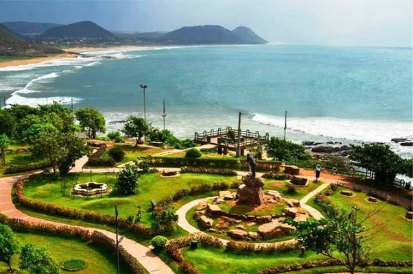 What Are The Best Places To Roam Around In Vizag Quora