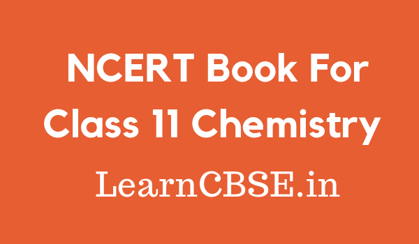 Where can we download the chemistry book of class 11 in a