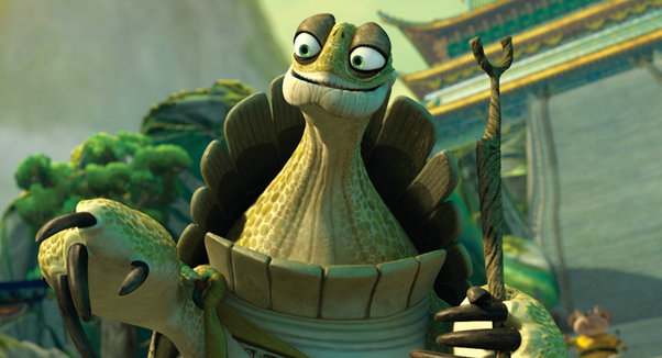 Who would win a fight between Master Oogway and the Mad ...