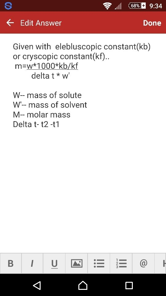 How To Find The Molar Mass Of A Compound Quora