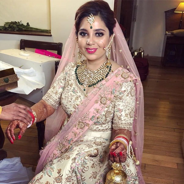 Than Ever Before On The Gest Day Of Your Life You Need To Choose Right Indian Wedding Makeup Some Best I Will Show Are
