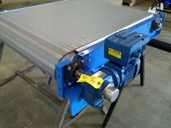 what type of motors are used for a conveyor belt quora