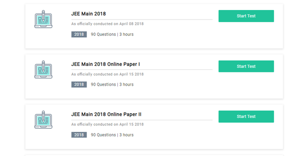 Where can i get a collection of past papers of iit jee quora it provides you various important questions a quiz type questionnaire but also you will see how well you can answer question within a limited time fandeluxe Images