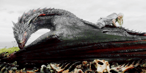 How Does Daenerys Ride Drogon In The Show?