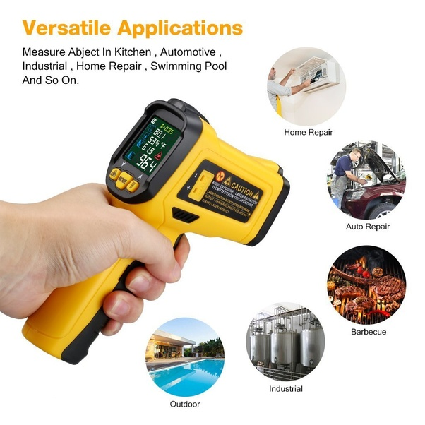 What Are Some Uses Of An Infrared Thermometer?