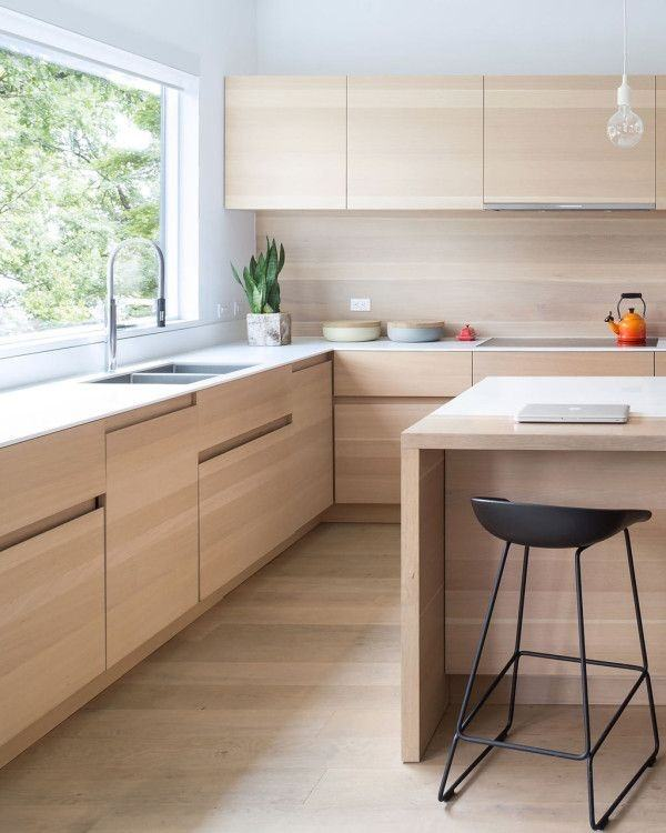 What Small Kitchen Workspace Will Look Nice With Dark Grey Floor - Grey and white small kitchen