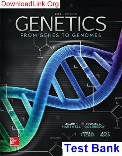 Genetics From Genes To Genomes 5th Edition Pdf