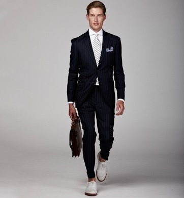 Can I Wear White Shoes With Black Suit Quora
