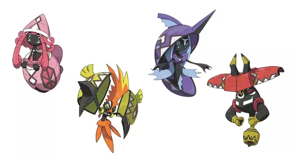 what are all the legendary pokémon quora