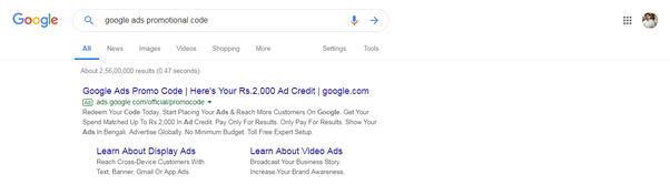 How to get Google AdWords 2000 RS coupons - Quora